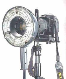 Mobile Ring Flash Set for Wind 1000